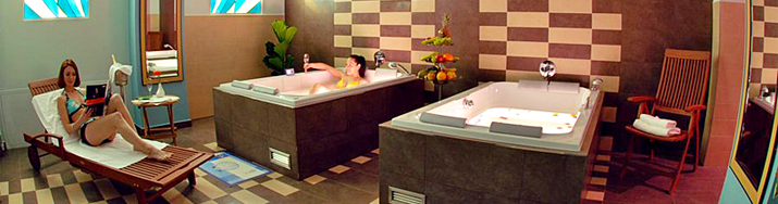 Wellness in EA Hotel Downtown